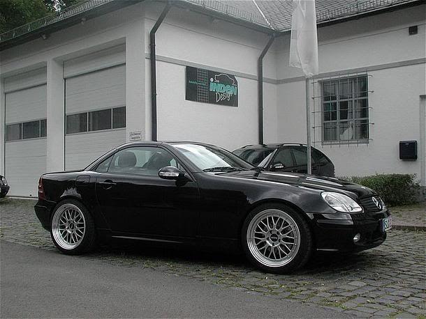 Mercedes SLK ....RR inspiration needed! | Retro Rides