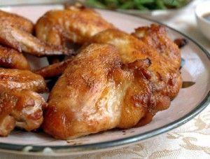 """""""Куриные крылышки с мёдом"""" Простое, доступное и очень вкусное мясное блюдо из курочки! Пробуйте, вам понравится!"""