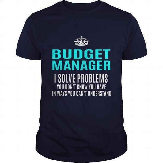 BUDGET-MANAGER #shirt #teeshirt. MORE INFO => https://www.sunfrog.com/LifeStyle/BUDGET-MANAGER-101349147-Navy-Blue-Guys.html?60505