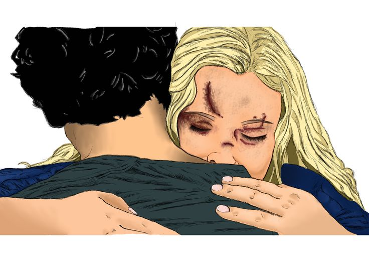 #love #the100 #photoshop #adobephotoshop #art #draw #brush #colour #colours #woman #men #clarke #bellamy #elizataylor #bobmorley #blonde #hair #face #blood