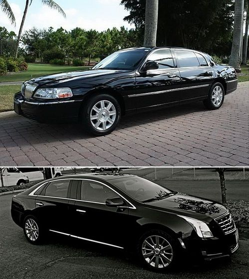 The Executive Sedan provides reliable and on-time airport transfers for not only our corporate client sector, but individuals traveling to Florida for vacation or a seasonal stay