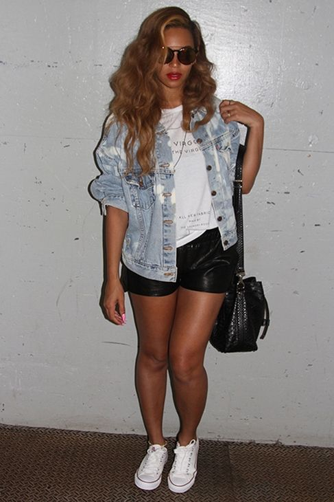The The Laundry Room Virgo Zodiac Tee in White, as seen on Beyonce,