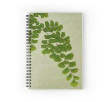 Spiral Notebook. #fern #maidenhairfern #sandrafoster