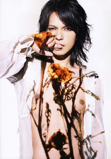 """""""hyde"""" - one of my favorite Japanese musicians/singers"""