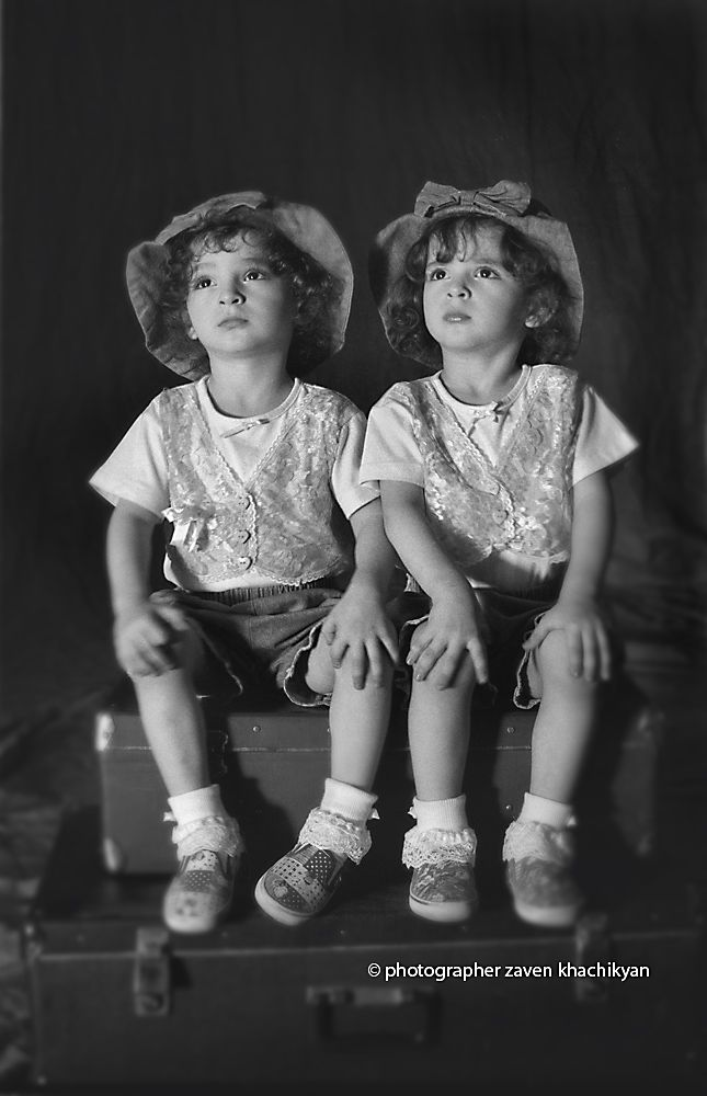 twins/ erkvoryakner-hima qani tarekan en