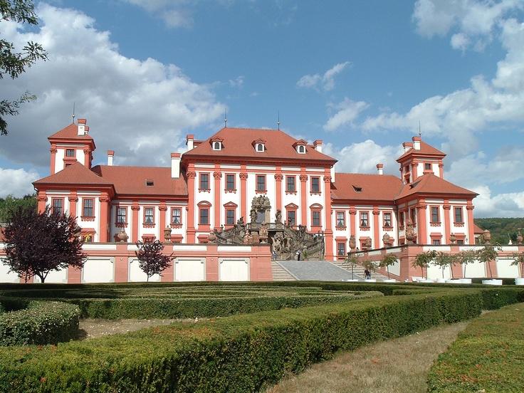 Troja Chateau, Czech Republic