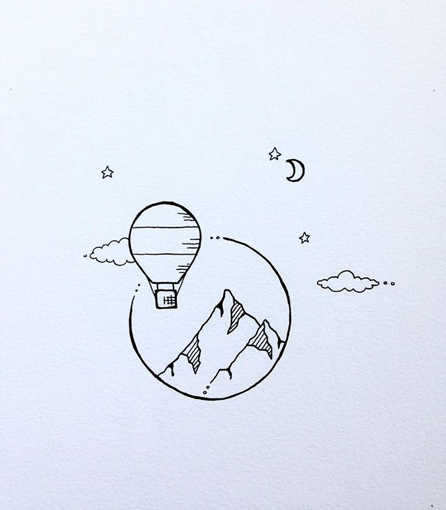 Great Escape. - Hello to all the new friends and Thank you for all the love on my last illustration (see previous post). You guys are truly amazing! Let's have a great Monday! ✌️