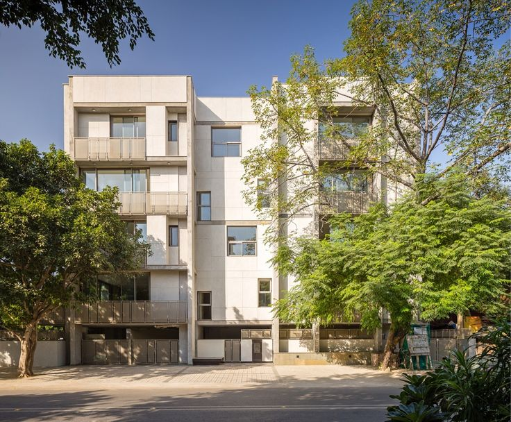Gallery of Apartment and Trees / vir.mueller architects - 1