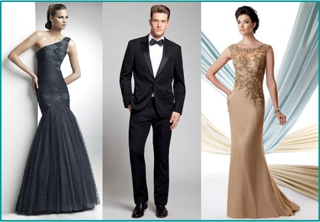 Formal Evening Dresses - wow the black dress!!