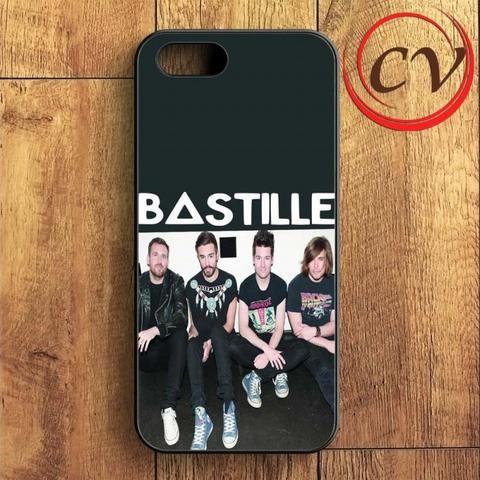 Band Bastile Personils iPhone SE Case