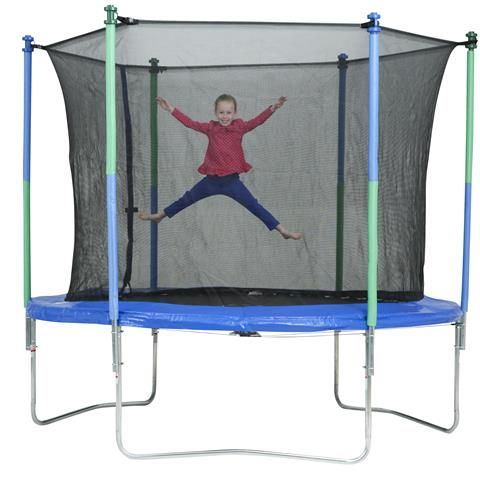 10ft Trampoline With Enclosure | Kmart