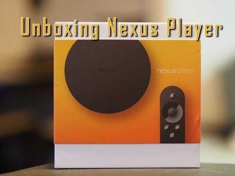 cool Unboxing Google Nexus Player /Português BRASIL /Chromecast