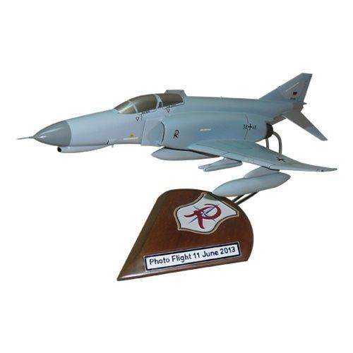 On 1 May 1996, the Luftwaffe established the German Air Force Tactical Training Center (TTC) in concert with the United States Air Force 20th Fighter Squadron at Holloman Air Force Base in New Mexico, which provides aircrew training in the F-4F Phantom II. The TTC serves as the parent command for two German air crew training squadrons.