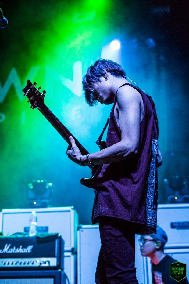TORU --> ONE OK ROCK Monster Energy Outbreak Tour kicks off in San Francisco with Issues, Crown the Empire, ONE OK Rock and Night Verses. Catch them on tour.