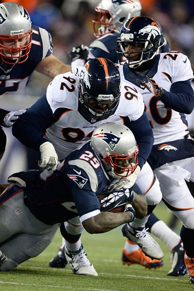 sylvester williams | ... Sylvester Williams (92) to step up in the absence of Kevin Vickerson