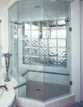Frameless Glass Shower Enclosures by Airdrie Windshield & Glass