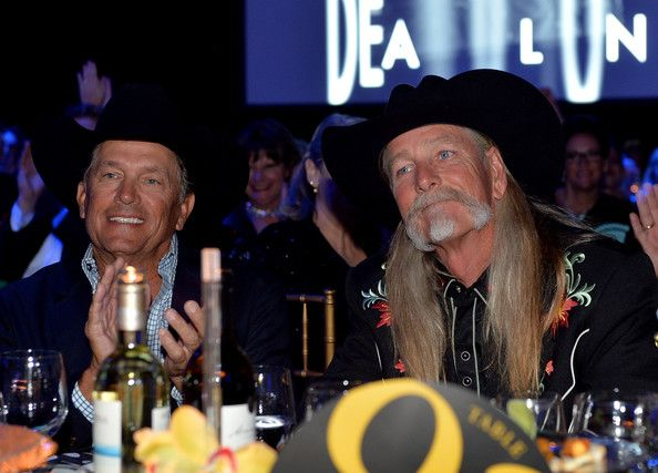 George Strait Photos Photos - George Strait (L) and Honoree Dean Dillon attend the 61st annual BMI Country Awards on November 5, 2013 in Nashville, Tennessee. - Inside the BMI Country Awards