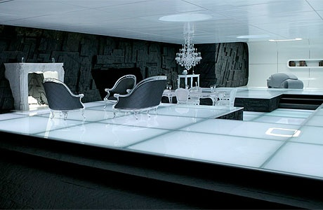 Tron Decor Living Room