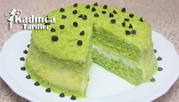 Pratik Ispanaklı Pasta Tarifi | Kadınca Tarifler | Kolay ve Nefis Yemek Tarifleri Sitesi - Oktay Usta