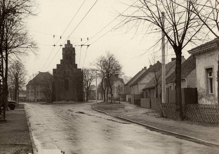 Dorfkirche Marzahn 1956