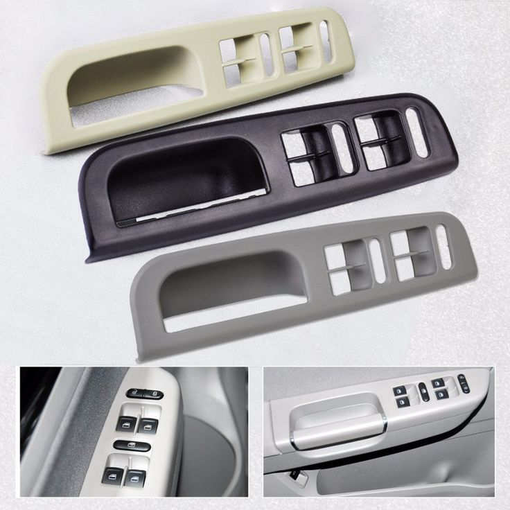 3B1867171E Car Door Window Switch Control Panel Bezel For VW Passat B5 Jetta Bora Golf MK4 1998 1999 2000 2001 2002 2003 2004