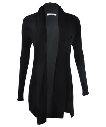 Long black cardigans - all time favourite ;-)