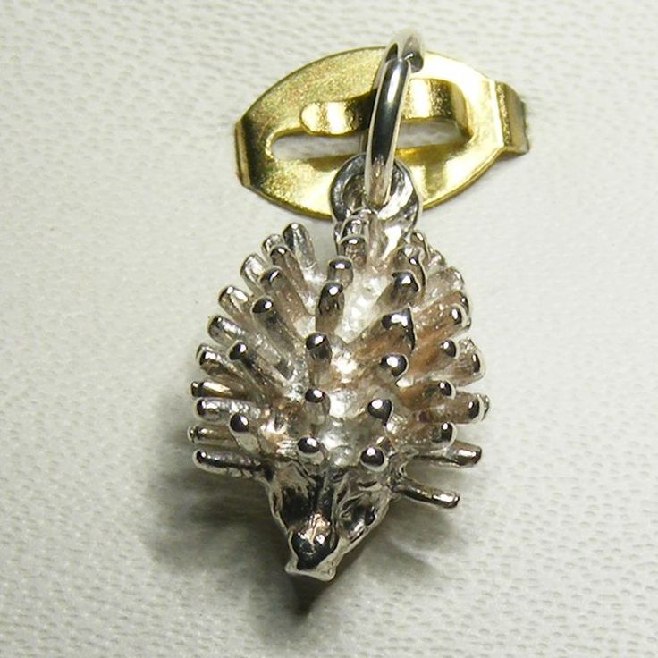 Buy Echidna Charm (cha-2821) online at Chain Me Up