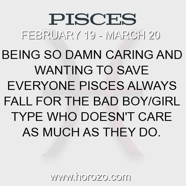 Pisces horoscope dates