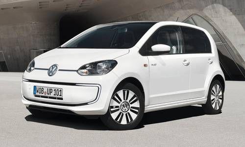 #Volkswagen #e-up. El coche eléctrico técnicamente avanzado, seguro y sobre todo apto para el uso cotidiano,