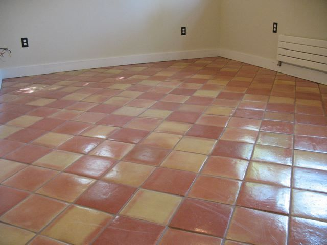 8x8 Traditional Saltillo Mexican Terracotta Tile For The Home In 2018 Pinterest Tiles And