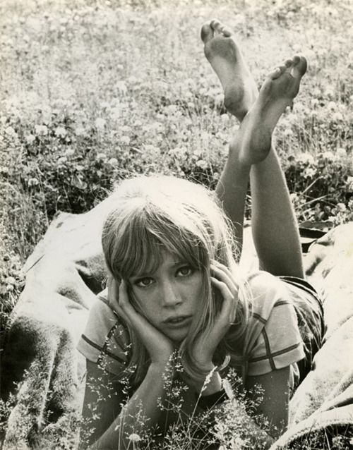 Patty Boyd | via tumblr