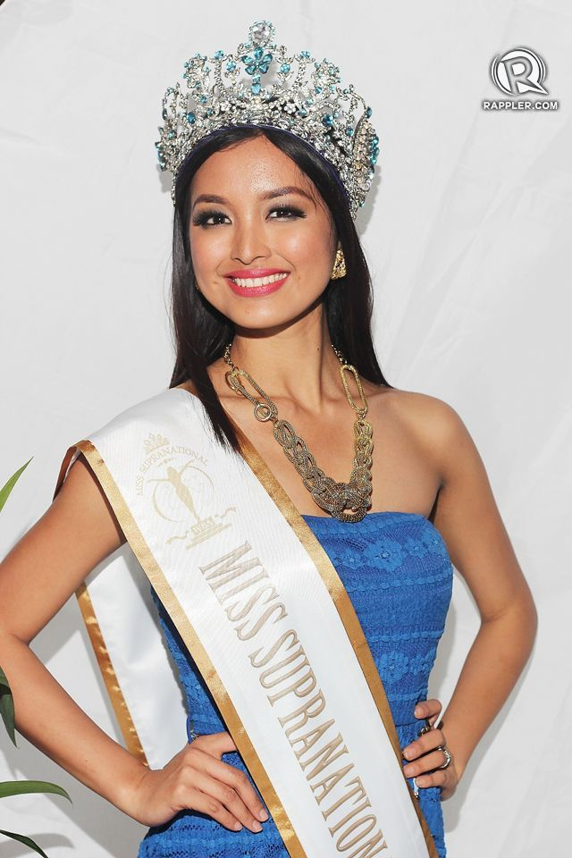 Miss Supranational 2013 - Mutya Johanna Fontiveros Datul - Filipinas