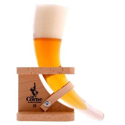 Taça Chifre Cerveja La Corne - 300ml - Cerveja Store