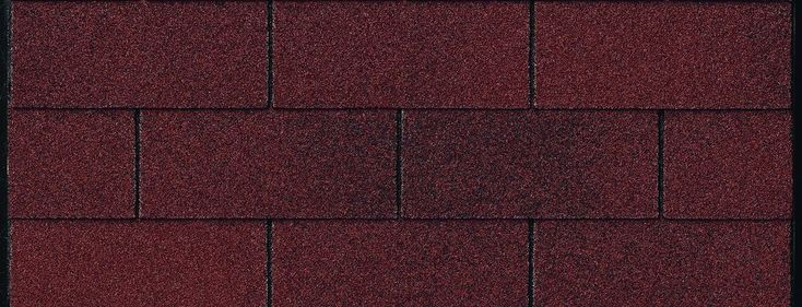 Best Tile Red Blend Xt25 Certainteed 1 Piece Shingle 400 x 300