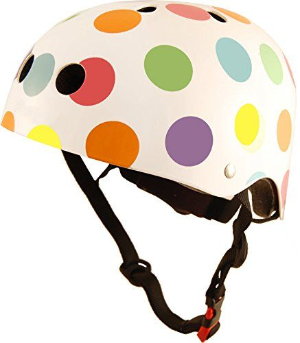 Kids' Bike Helmets - Kiddimoto Kids Helmet  Dotty *** Find out more about the great product at the image link.