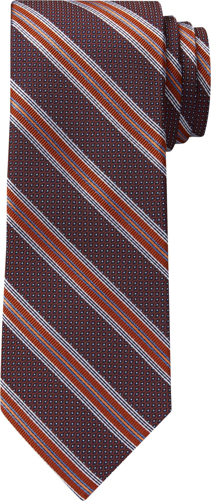 Reserve Collection Stripe Tie - Long