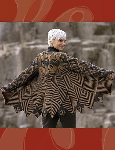 Harlequin Swing Coat by Jane Slicer-Smith - not quite sure what makes me think I could do this - hmmmm