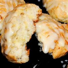 Pineapple Scones - would be good for summer brunch