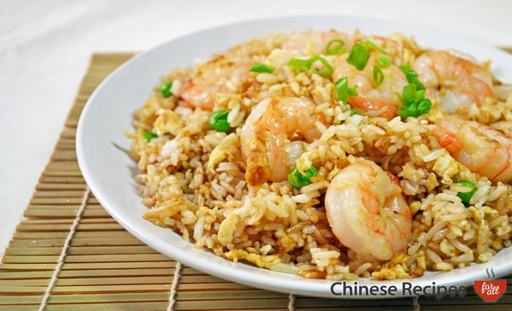 King prawn fried rice is a great dish which will sure impress your friends and family! Goes well on its own or with a vegetable dish.