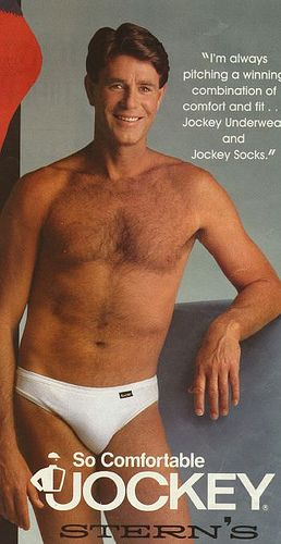 Vintage Jockey Underwear Ads