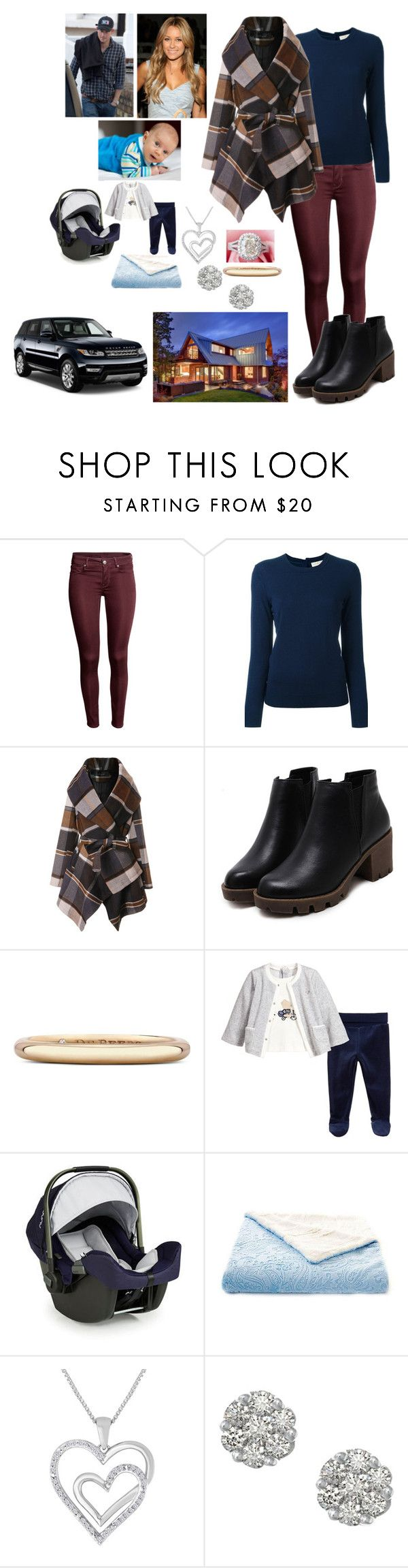 """""""Family go visited Lauren´s family"""" by royal-431 ❤ liked on Polyvore featuring Tory Burch, Chicwish, De Beers, Nuna, Lauren Conrad and Vanity Fair"""