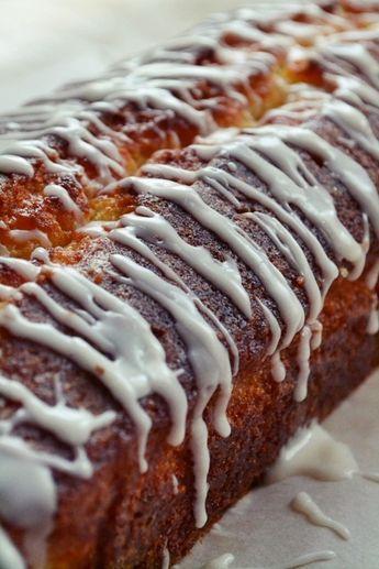 Συνταγή Σιροπιαστό Κέικ Μανταρίνι με Γλάσο - Συνταγές μαγειρικής , συνταγές με γλυκά και εύκολες συνταγές από το Funky Cook