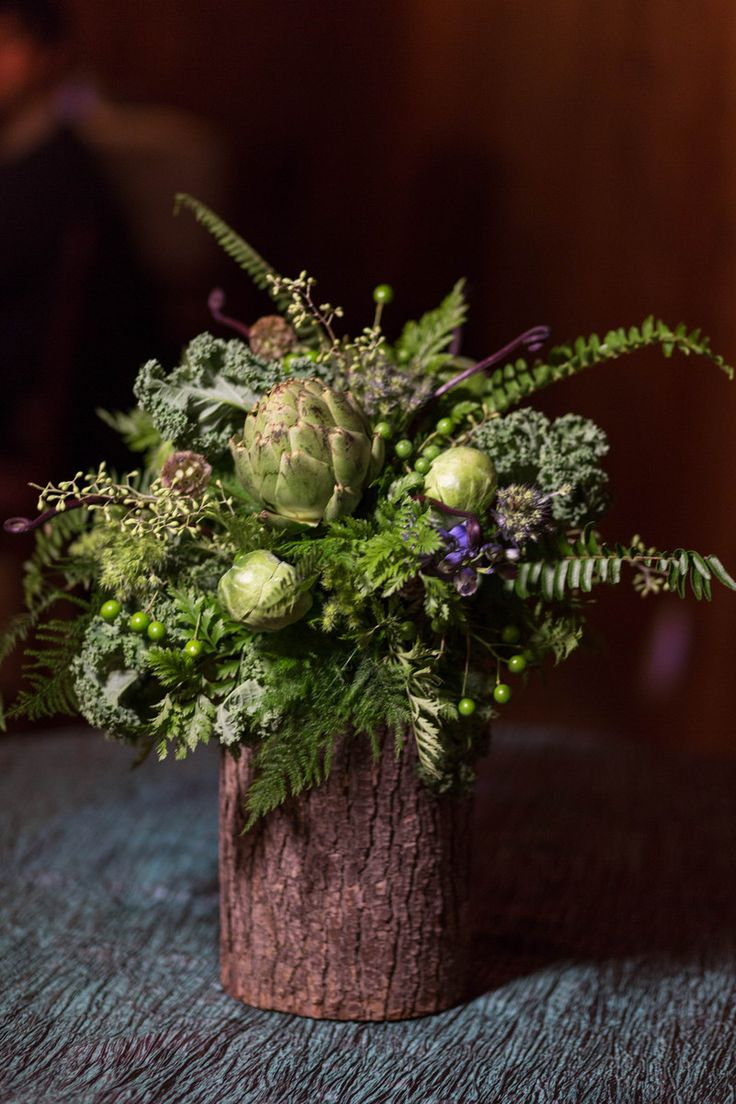 1000 Images About Woodland Centerpieces For December