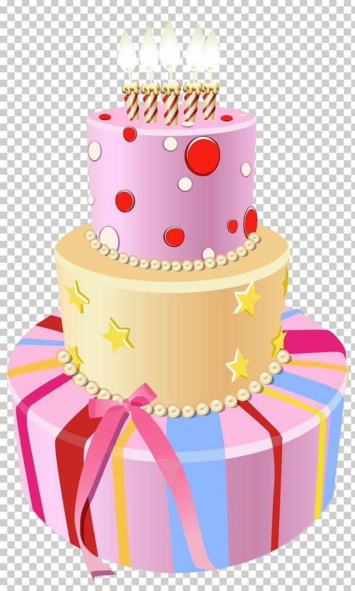 [+] Birthday Cake Png