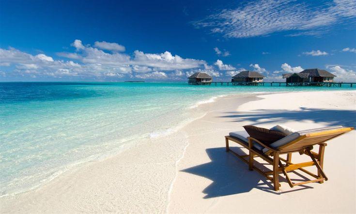 Quanti giorni riuscireste a resistere qui? :P #maldives #holiday #seaview #escape #giampaoloscacchi