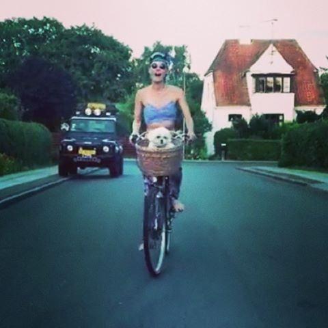 Here is the new blog single from Danish superstarlet Oh Land. http://newmusic.dk/2013/07/15/oh-land-my-boxer-2013/ #ohland #danishmusic #blogsingle