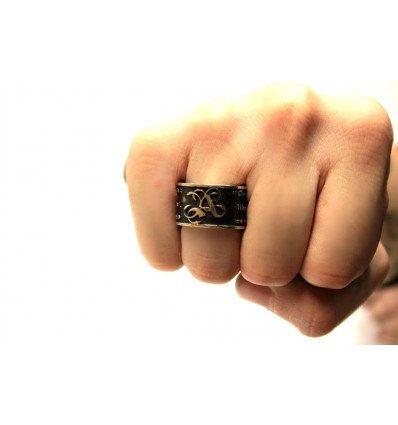 Guarda questo articolo nel mio negozio Etsy https://www.etsy.com/it/listing/260855085/anelli-oro-per-uomini-e-donne-canto