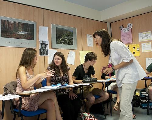 Estudiar español con Lacunza Ih San Sebastián: www.lacunza.com/
