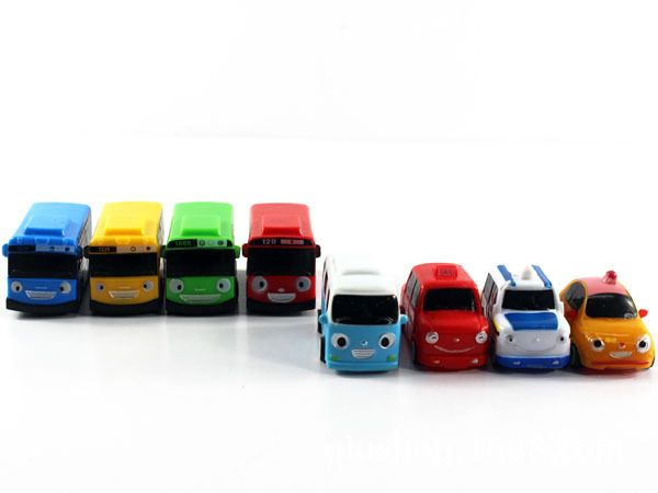 8pcs/1set The little bus TAYO Mini Race track Car toy 20cm 6*3cm cars kids gift box TAYO garage parking car-in Diecasts & Toy Vehicles from Toys & Hobbies on Aliexpress.com   Alibaba Group