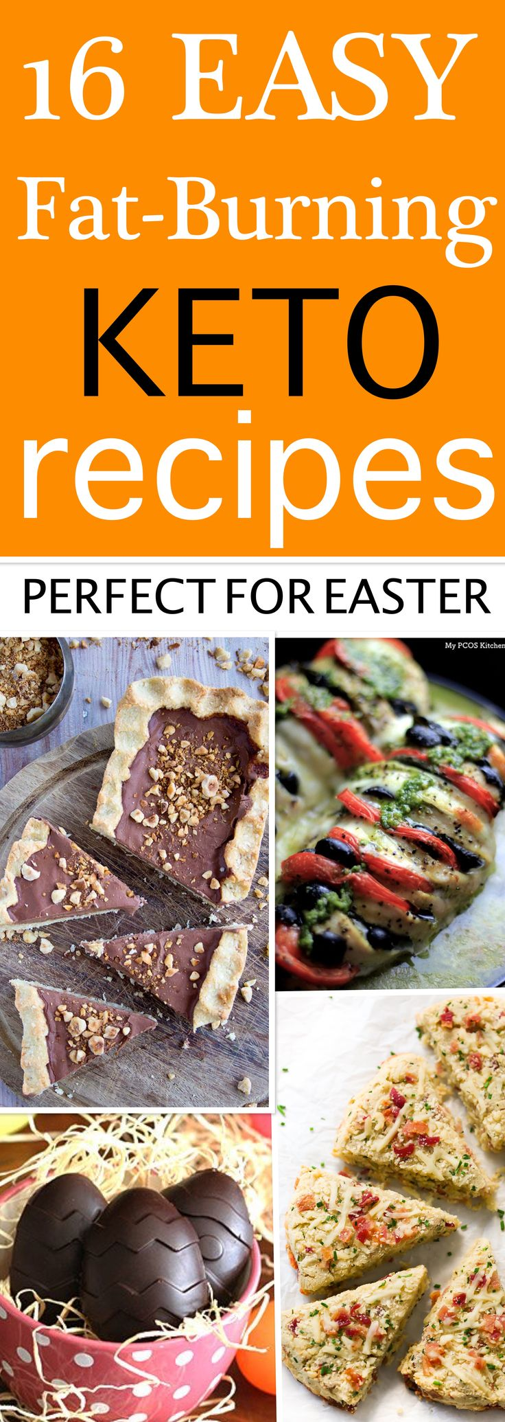 16 Low Carb Sweet and Savoury Recipes that are Perfect for Easter